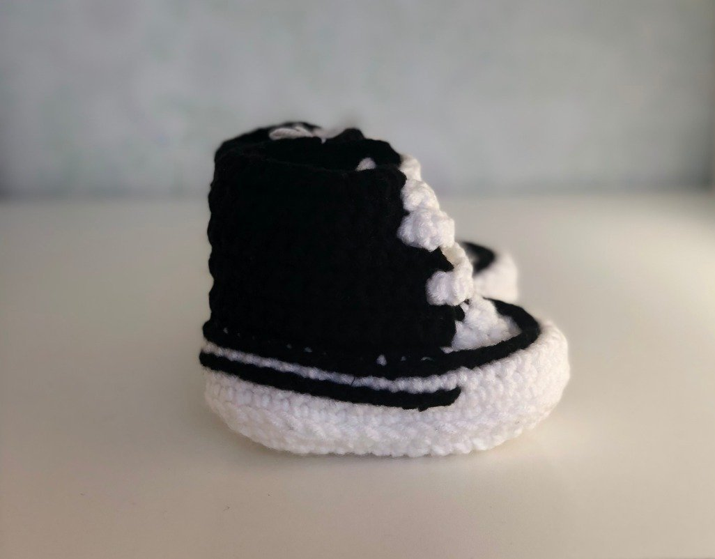 Black Snug As Baby Shoes