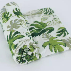 Forest - Snug As Baby Swaddle