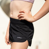 Scoop Short - Black