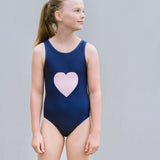 Essential Leotard - Patriot Blue