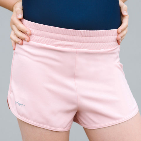 Scoop Short - Crystal Rose