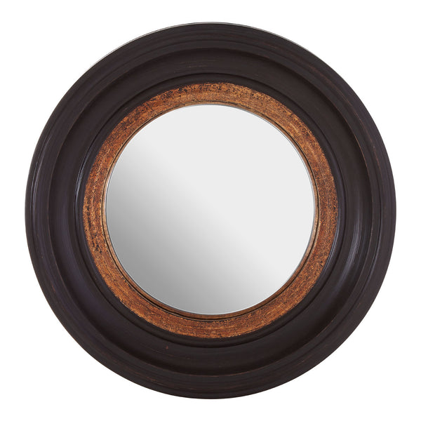 Black Convex Mirror
