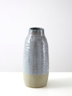 Skala Large Grey Vase