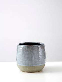 Skala Large Grey Planter