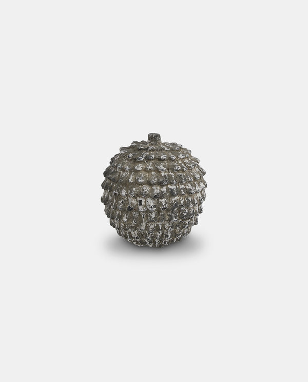 Stone Decorative Pine Cone