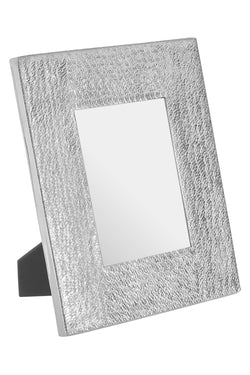 Milazzo Photo Frame in silver