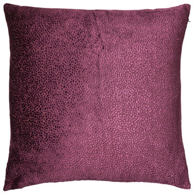 Wine Textured Cushion