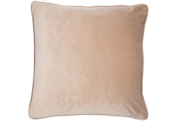 Mink Velvet Cushion