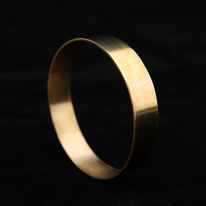 REBANG Brass Bangle