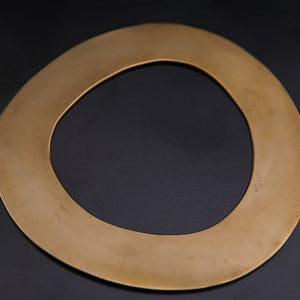 SOLSTICE Bangle Brass