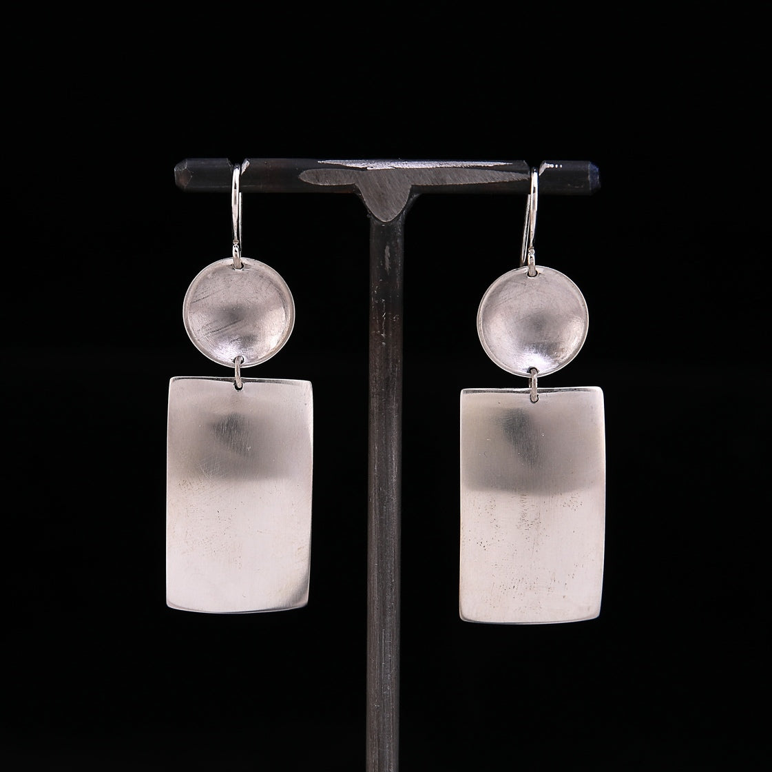 AIA Earrings Sterling Silver