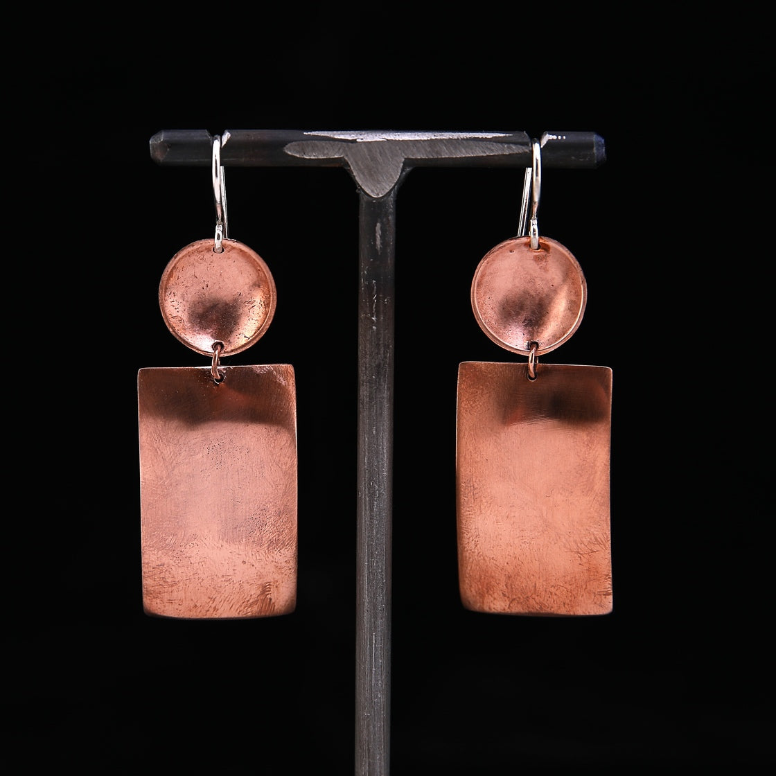 AIA Earrings Copper
