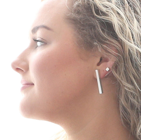 FORCE Stud Earrings