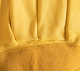 """Utility"" Unlined Leather Work Glove"