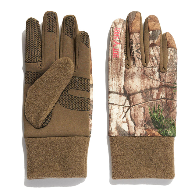 "Ladies' ""Grazer"" Stretch Fleece Glove - Realtree Xtra®"