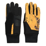 """Eagle"" Stretch Fleece Glove - Realtree® Exclusives - Original Gold"