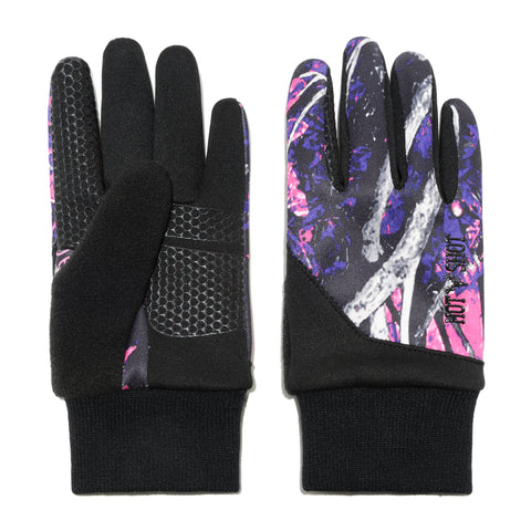 "Ladies' ""Eagle"" Stretch Fleece Glove - Sirphis®- Muddy Girl®"