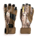 """Axel"" Stretch Fleece Touch Bow Glove"