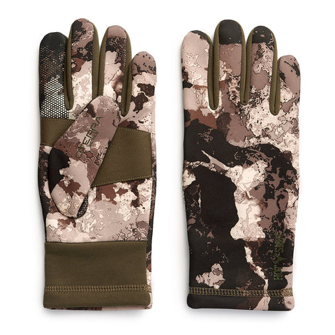 """Guardian"" Stretch Fleece Touch Glove - Veil Camo™ -Cervidae"