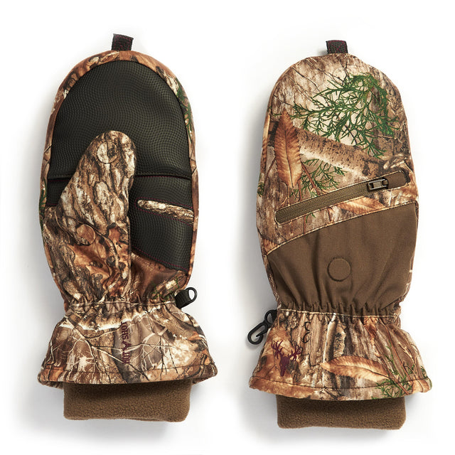 "Ladies' ""Huntsman"" Pop-top Mitten - Realtree EDGE®"