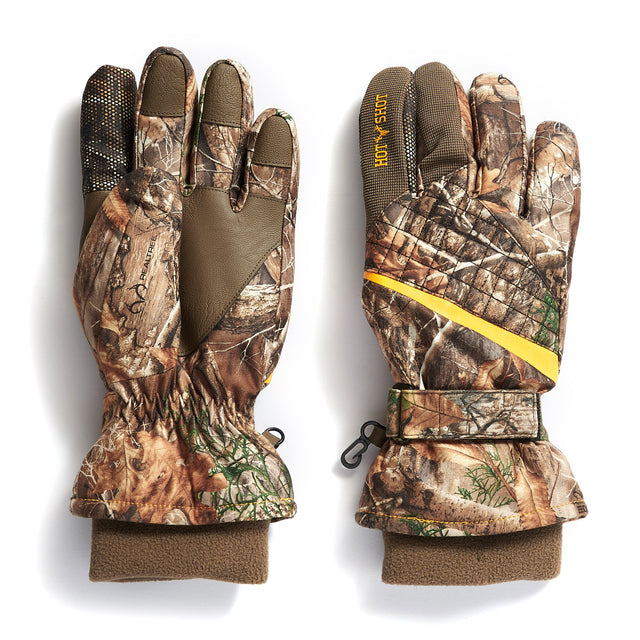 """Sinister"" Brushed Tricot Glove - Realtree EDGE®"