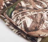 """Bulls-eye"" Stretch Fleece Fingerless Pop-Top Mitten - Realtree® MAX-5®"