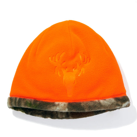 Youth Reversible Beanie - Realtree Xtra®/Blaze