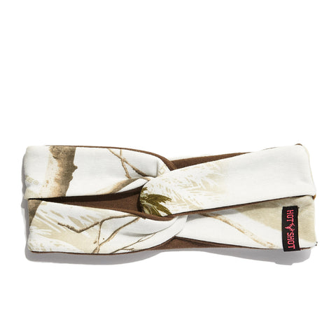 Ladies' Jersey Knit Twist Headband - Realtree® Exclusives