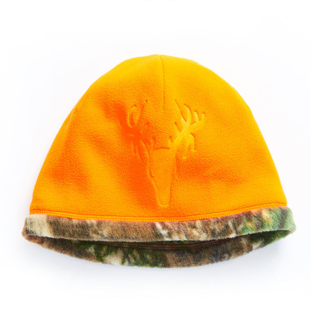 Youth Reversible Beanie - Realtree Edge®/Blaze