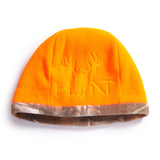Ladies' Reversible Beanie - Blaze/Realtree Edge®