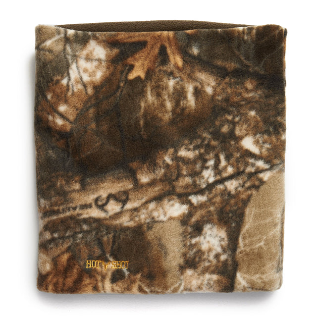 """Gator"" Fleece Neck Gaiter - Realtree EDGE®"