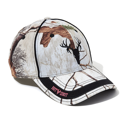 dd7fa8c7d Ladies' Realtree® Exclusives - Adjustable Ball Cap - Striped