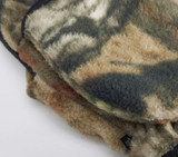 """Bulls-eye"" Fuzzy Fleece Fingerless Pop-Top - Mossy Oak® Break-Up Infinity®"