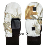 """Bulls-eye"" Pop-Top Mitten - Realtree AP® Snow"