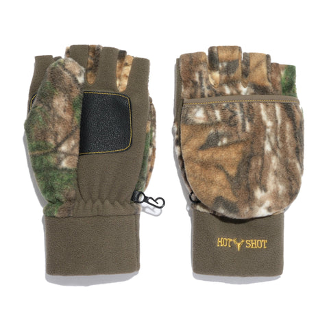 "Youth ""Bulls-eye"" Pop-Top Mitten - Realtree Xtra®"
