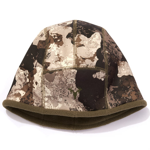 """Summit"" Stretch Fleece Beanie - Veil Camo™ - Cervidae"