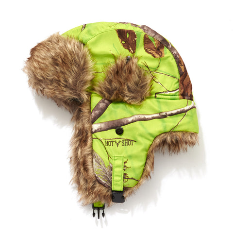 Youth Trapper Hat - Realtree®