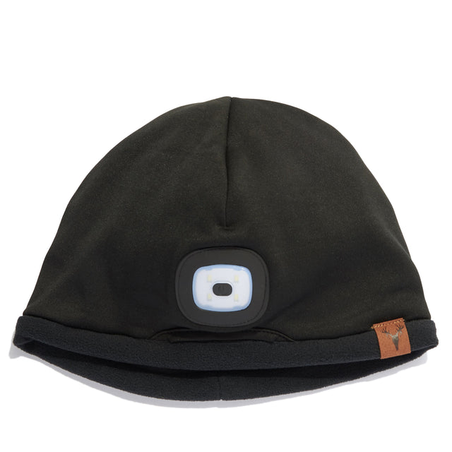 """Triton"" Rechargeable Lighted Beanie"