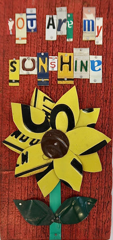 """You Are My Sunshine"" by Daniel Wolfe"