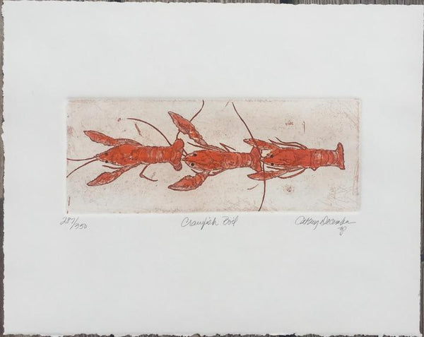 """Crawfish Boil"" by Cathey December"