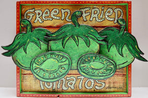 """Fried Green Tomatoes"" by Scott Blackwell"