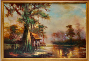 """Golden Bayou"" by Stan Fontaine"