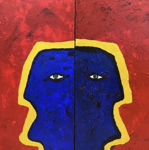 """Two Face"" by Patrick Connick"