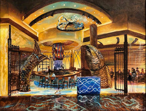 """Emeril's Restaurant"" by Nicolas Avet"