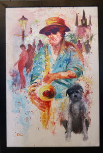 """New Orleans Jazz"" by Stan Fontaine"