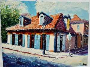 """Lafitte's"" by Barry Ma"