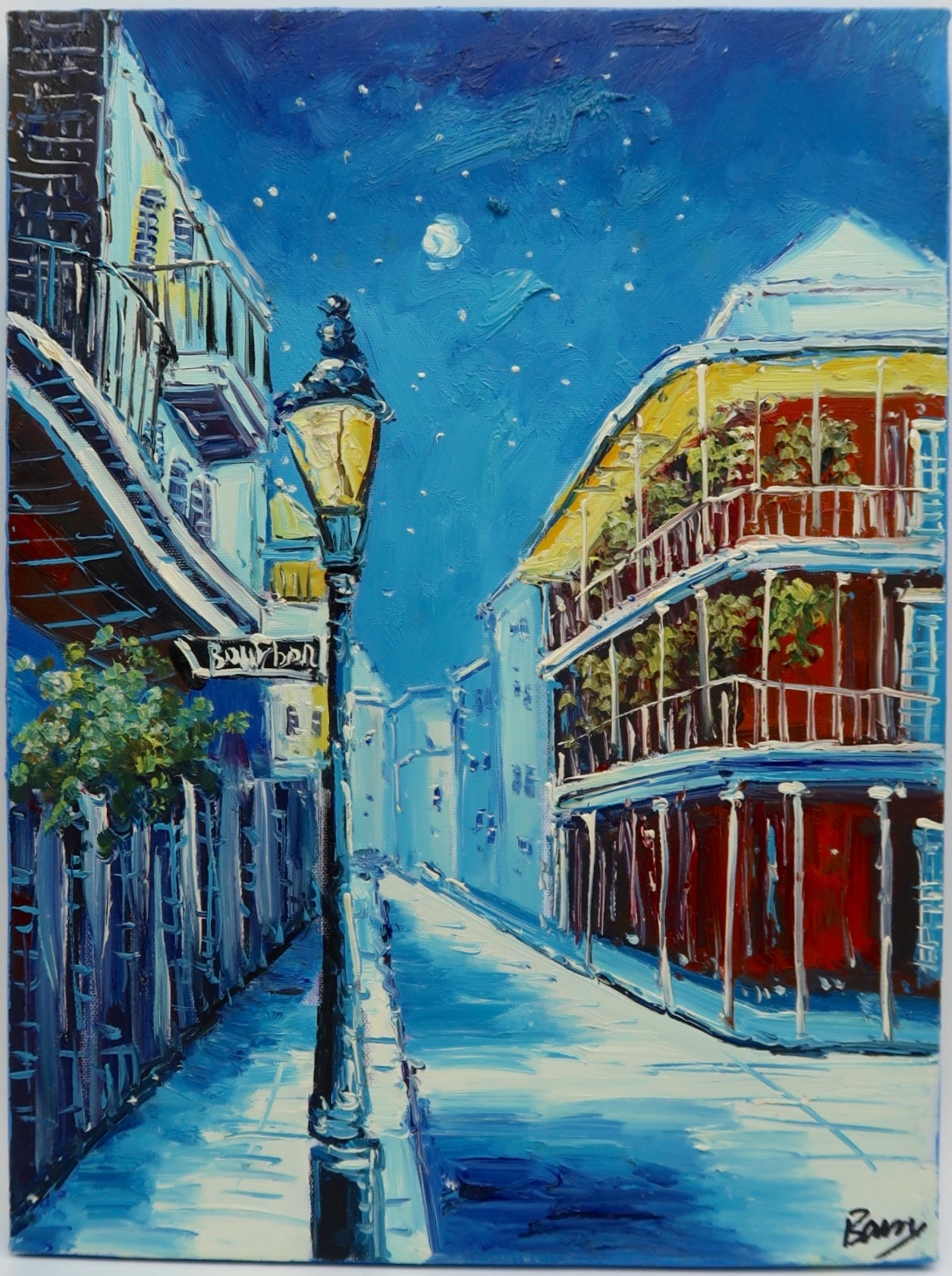 """Nola by Night"" by Barry Ma"