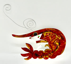 Metal Art Shrimp Cocktail