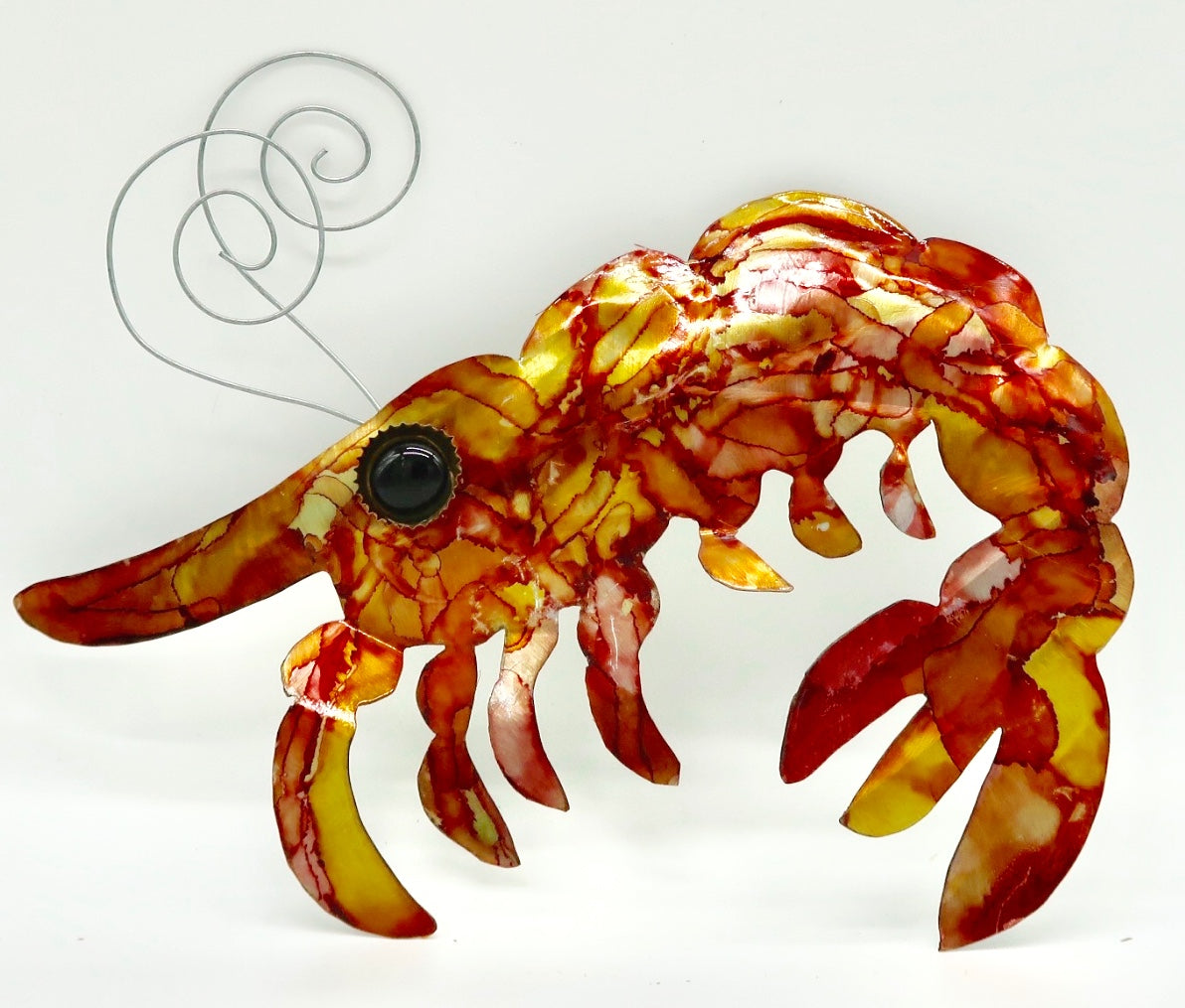 Metal Art Crawfish
