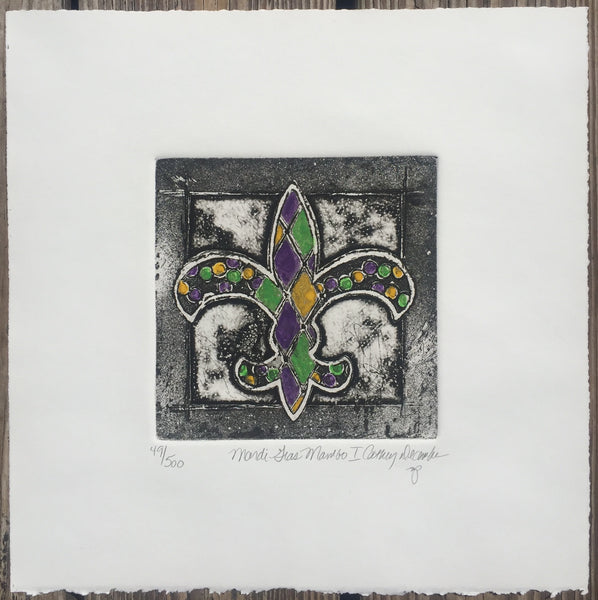 """Mardi Gras Mambo II"" by Cathey December"